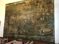 Κεντρικός ήρωας της τοιχογραφίας ο Κατσαντώνης
